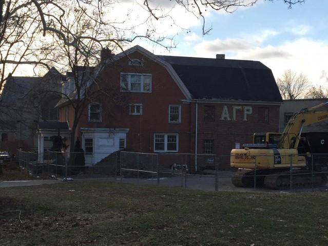 April Construction update with BillThornton
