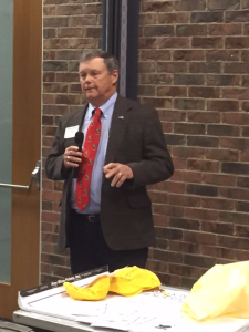 Founder's Day Speaker: Brother Admiral Tom Wilson